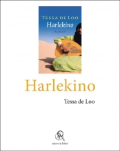 Tessa de Loo Harlekino (grote letter) - POD editie