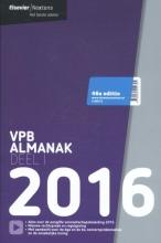 P.W.T. Tomesen A.J. van den Bos  A.C. de Groot  P.M.F. van Loon  S. Stoffer, Elsevier VPB almanak 2016 dl. 1