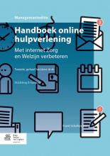 Frank  Schalken Handboek online hulpverlening