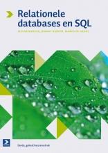 Marco de Groot Leo Wiegerink  Jeanot Bijpost, Relationele databases en SQL