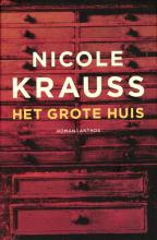 Nicole  Krauss Het grote huis (POD)