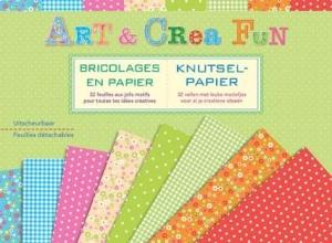 Art & Creafun knutselpapier