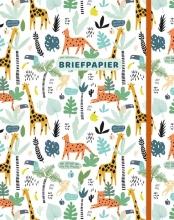 , Briefpapier safari