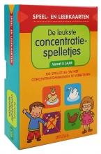 ZNU Speel- en leerkaarten - De leukste concentratiespelletjes (vanaf 5 jaar)
