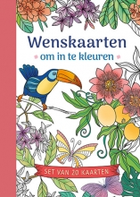 ZNU , Wenskaarten om in te kleuren