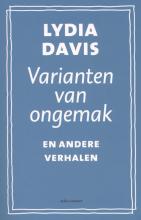 Lydia  Davis Varianten van ongemak en andere verhalen
