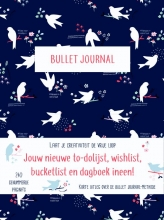 Zamarra  Kok Bullet journal - Vogels