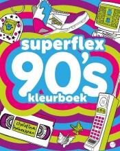 Christina Haberkern , Superflex 90`s kleurboek