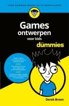 Derek  Breen Games ontwerpen voor kids voor Dummies