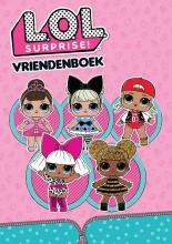 L.O.L. Surprise! Vriendenboek