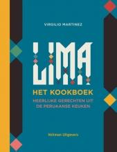 Virgilio Martinez , Lima - het kookboek