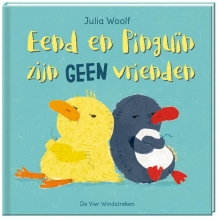 Julia  Woolf Eend en Pinguïn zijn geen vrienden