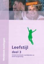 Jose  Banens, Edmee  Warneke Leefstijl Deel 3 Werkboek leerlingen