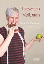 Mary  Zwanink Gewoon VolDaan