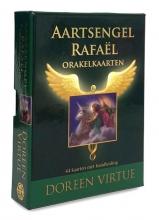 Doreen  Virtue Aartsengel Raphael Orakelkaarten