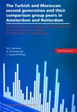 L. Lessard-Phillips N.E. Hornstra  G. Groenewold, The Turkish and Moroccan Second Generation and their Comparison Group Peers in Amsterdam and Rotterdam