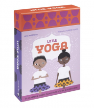 Lana  Katsaros Little yoga - kaartenset