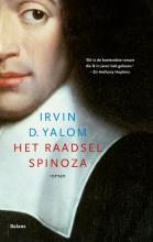 Irvin D.  Yalom Het raadsel Spinoza