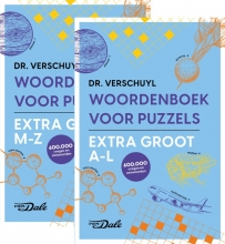 H.J. Verschuyl , Van Dale Woordenboek voor puzzels - Extra groot