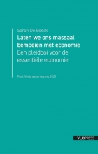Sarah De Boeck , Laten we ons massaal bemoeien met economie