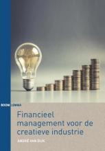 André van Dijk , Financieel management voor de creatieve industrie