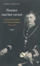 André Vermeulen , Pionier van het verzet