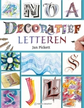 Jan  Pickett , Decoratief letteren