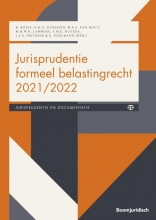 E. Poelmann K. Bozia  N.H.A. Gorissen  J.L.M. Gribnau  M.B.A. Van Hout  M.H.W.N. Lammers  A.M.E. Nuyens  L.J.A. Pieterse, Jurisprudentie formeel belastingrecht 2021/2022
