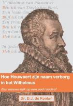 Dirk-Jan De Kooter , Hoe Houwaert zijn naam verborg in het Wilhelmus