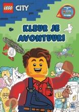 , LEGO City - Kleur je avontuur!