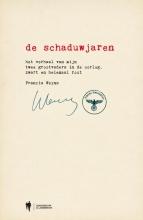 Francis  Weyns De Schaduwjaren