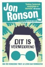 Jon Ronson , Dit is vernederend