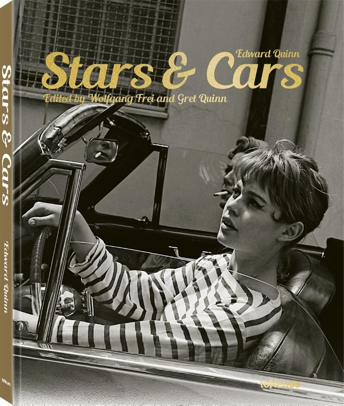 Quinn, Edward,Stars and Cars (of the `50s) updated reprint