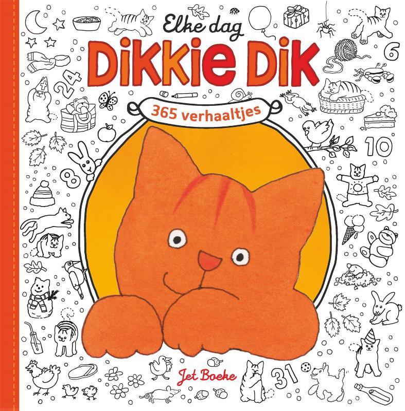 Jet Boeke,Elke dag Dikkie Dik