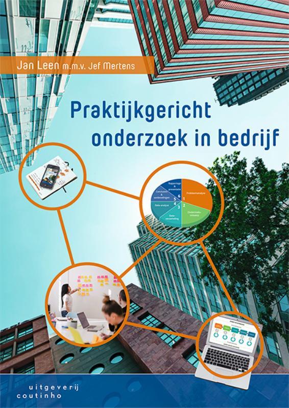 Jan Leen, Jef Mertens,Praktijkgericht onderzoek in bedrijf