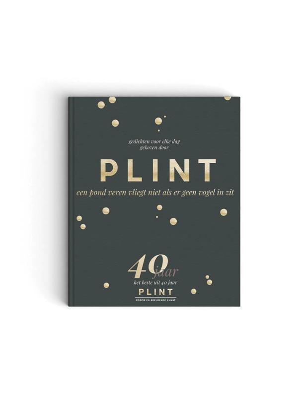 ,Plint Jubileumboek 40 jaar Plint
