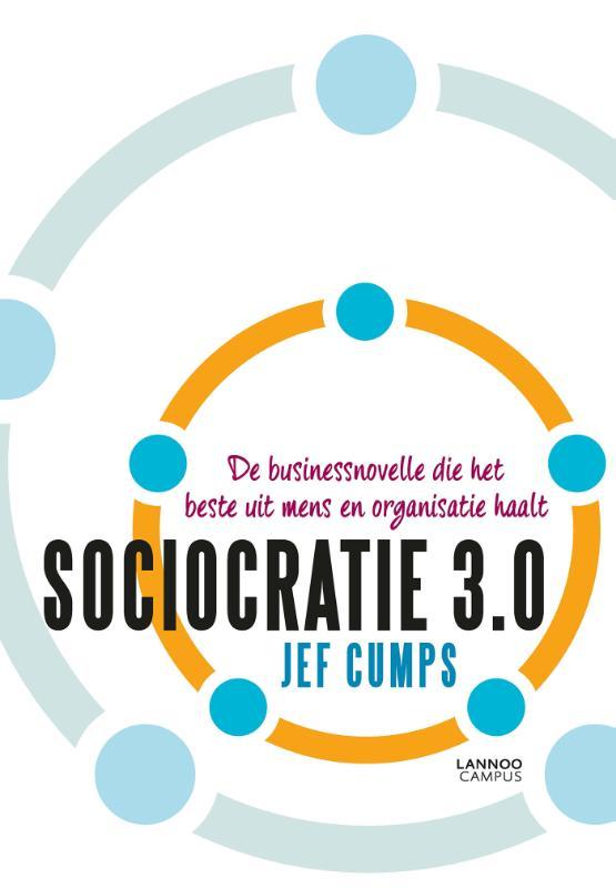 Jef Cumps,Sociocratie 3.0
