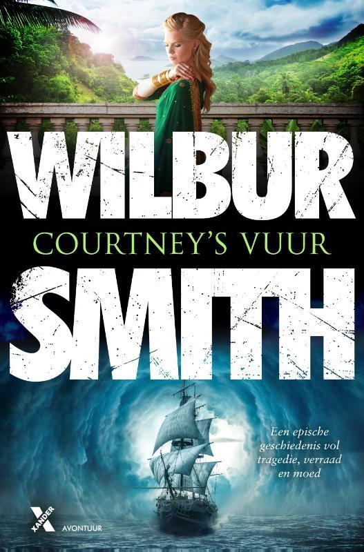 Wilbur Smith,Courtney`s vuur