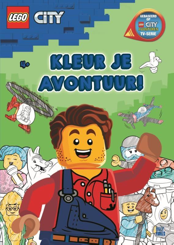 ,LEGO City - Kleur je avontuur!