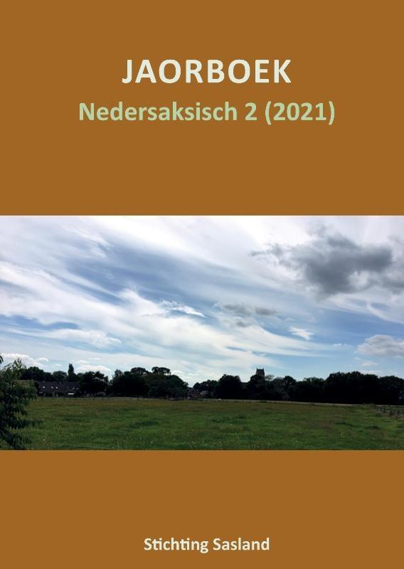 Bloemhoff Bloemhoff, Henk Nijkeuter,Jaorboek Nedersaksisch 2 (2021)