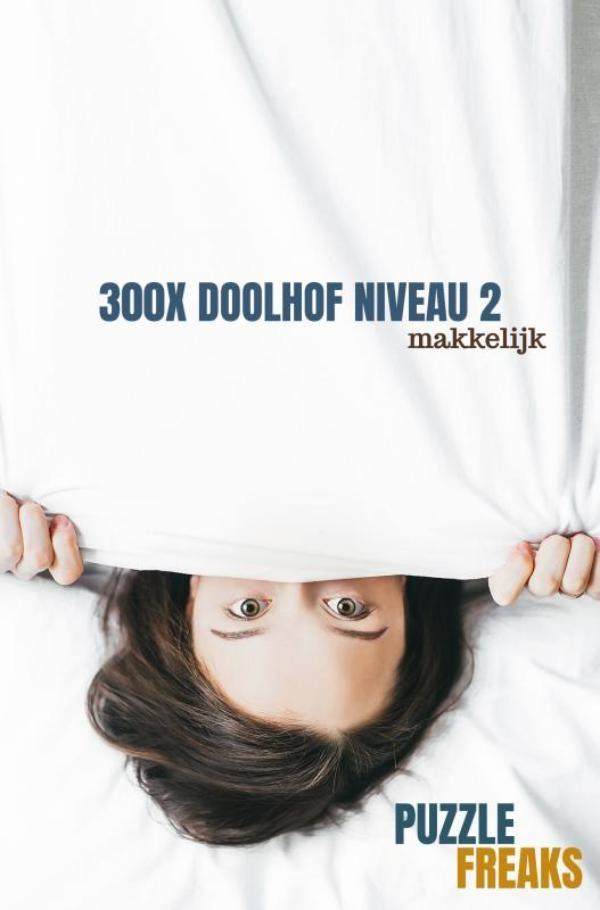 Puzzle Freaks,300X DOOLHOF NIVEAU 2