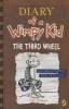 <b>Kinney, Jeff</b>,Diary of a Wimpy Kid - The Third Wheel