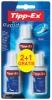 ,Correctievloeistof Tipp-ex Rapid 20ml foam 2+1gratis blister