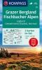 ,KOMPASS Wanderkarte 221 Grazer Bergland, Fischbacher Alpen