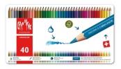 ,<b>Kleurpotloden Caran d`Ache Fancolor 40stuks assorti</b>