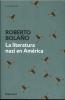 Bolaño, Roberto,La literatura nazi en América