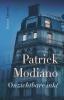 Patrick  Modiano,Onzichtbare inkt