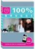 <b>Ann  Welvaert</b>,100% stedengids : 100% Brugge