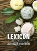 Marieke  Schutte,Lexicon van cosmetische ingrediënten