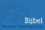 Bijbel HSV,herziene Statenvertaling